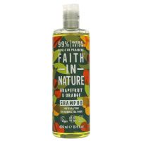 Faith in Nature Grapefruit & Orange Shampoo 400ml